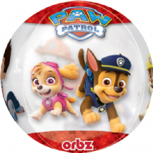 "Paw Patrol Orbz Balloon (15"") 1pc"